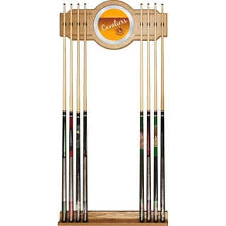 Cleveland Cavaliers Hardwood Classics NBA Cue Rack with Mirror