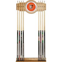 Bowling Green State University Cue Rack with Mirror