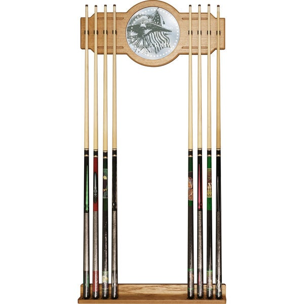 U.S Army This We'll Defend Cue Rack