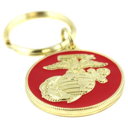 United States Marine Corps Logo Key Ring