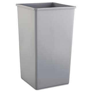 Rubbermaid Commercial Gray 50gal Untouchable Waste Container