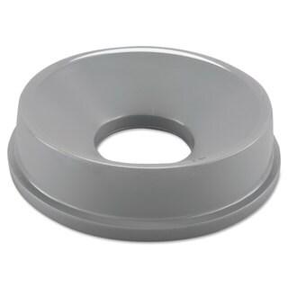 Rubbermaid Commercial Gray Untouchable Funnel Top