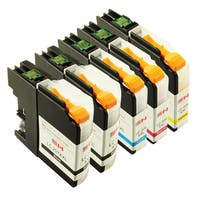 Sophia Global Compatible Ink Cartridge Replacement for LC207XXL and LC205XXL (2 Black, 1 Cyan, 1 Magenta, 1 Yellow)