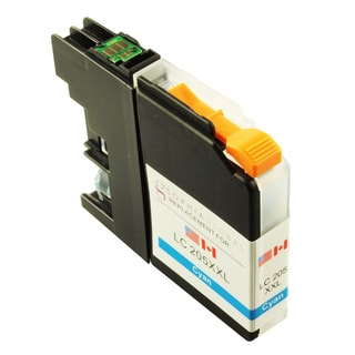 Sophia Global Compatible Ink Cartridge Replacement for LC205XXL (1 Cyan)