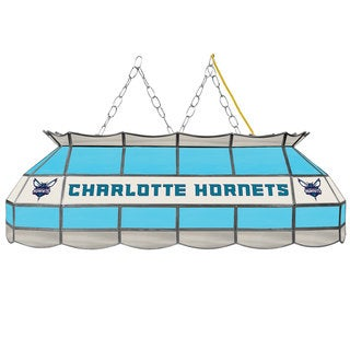 Charlotte Hornets NBA 40 inch Tiffany Style Lamp