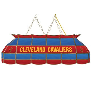 Cleveland Cavaliers NBA 40 inch Tiffany Style Lamp