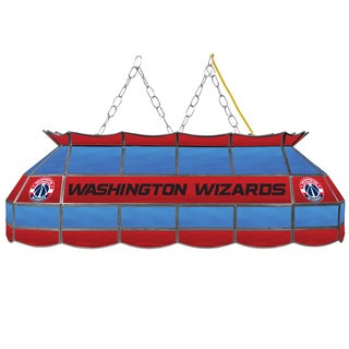 Washington Wizards NBA 40 inch Tiffany Style Lamp