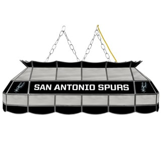 San Antonio Spurs NBA 40 inch Tiffany Style Lamp
