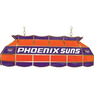 Phoenix Suns NBA 40 inch Tiffany Style Lamp