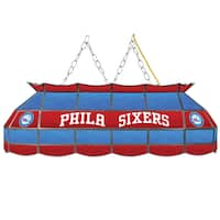 Philadelphia 76ers NBA 40 inch Tiffany Style Lamp