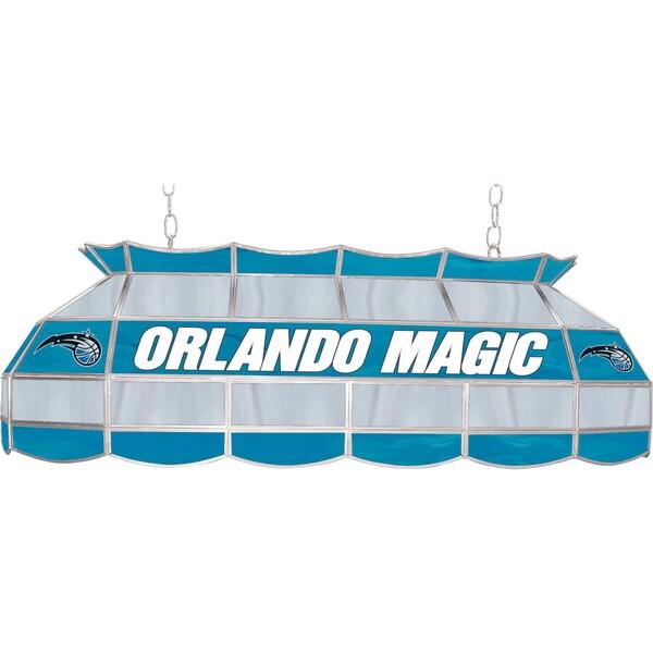 Orlando Magic NBA 40 inch Tiffany Style Lamp