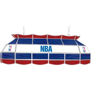 NBA Logo 40 inch Tiffany Style Lamp