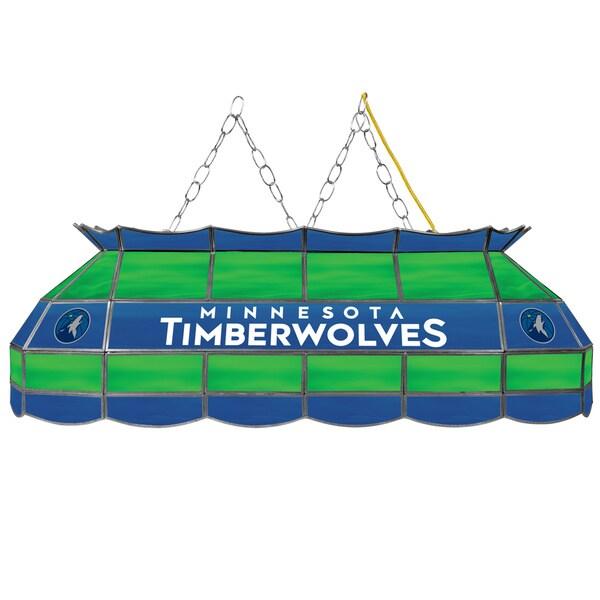 Minnesota Timberwolves NBA 40 inch Tiffany Style Lamp