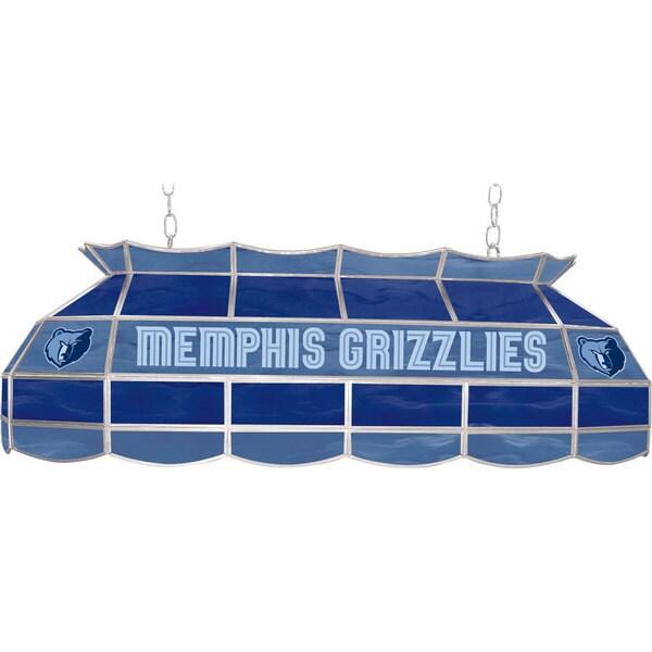 Memphis Grizzlies NBA 40 inch Tiffany Style Lamp