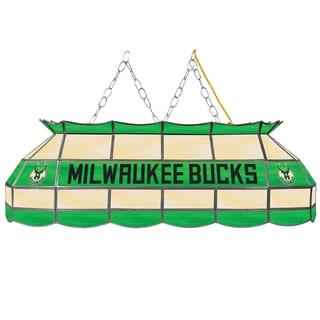 Milwaukee Bucks NBA 40 inch Tiffany Style Lamp