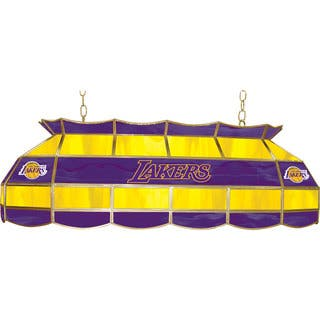 Los Angeles Lakers NBA 40 inch Tiffany Style Lamp|https://ak1.ostkcdn.com/images/products/10664142/P17729617.jpg?impolicy=medium