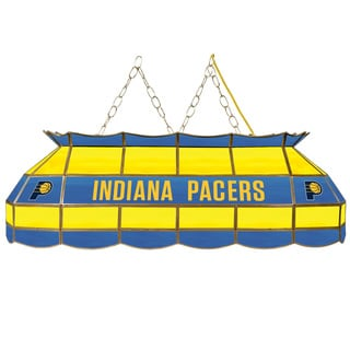 Indiana Pacers NBA 40 inch Tiffany Style Lamp
