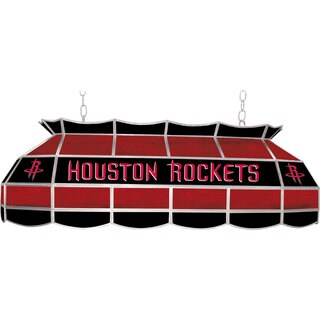 Houston Rockets NBA 40 inch Tiffany Style Lamp