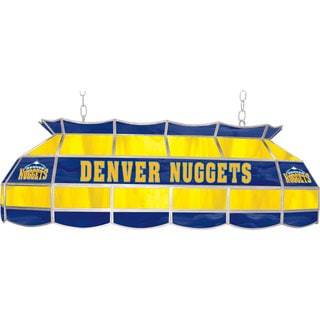 Denver Nuggets NBA 40 inch Tiffany Style Lamp
