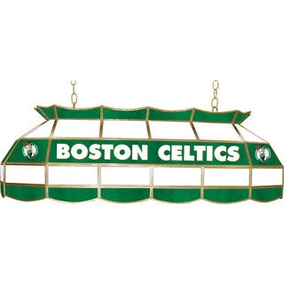Boston Celtics NBA 40 inch Tiffany Style Lamp