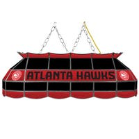 Atlanta Hawks NBA 40 inch Tiffany Style Lamp