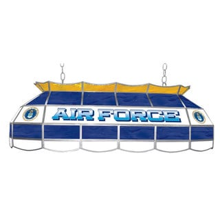 U.S. Air Force Stained Glass 40 Inch Lighting Fixture