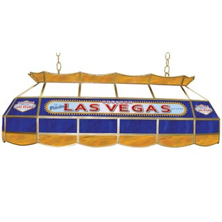 Las Vegas Stained Glass 40 inch Lighting Fixture