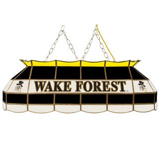 Wake Forest University Stained Glass 40 In Tiffany Lamp