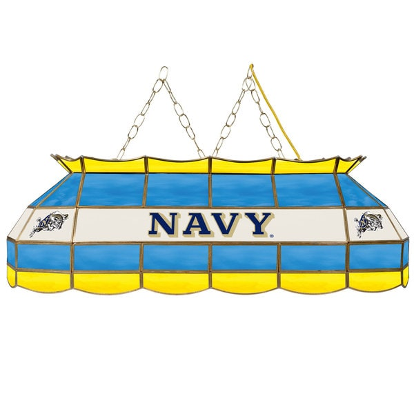 United States Naval Academy Stained Glass 40 In Tiffany Lamp