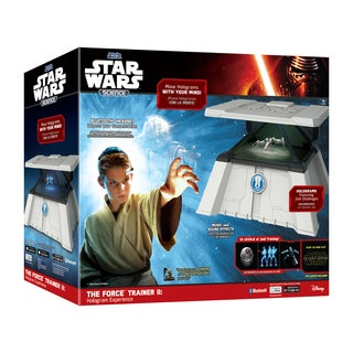 Uncle Milton The Force Trainer II: Hologram Experience Star Wars Science