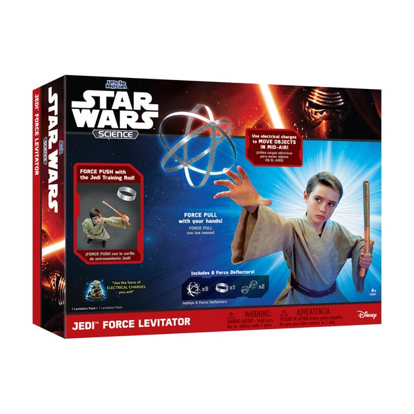 Uncle Milton Jedi Force Levitator Star Wars Science
