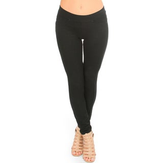 Slim-Fit Stretchy Pants