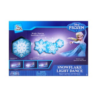 Uncle Milton Snowflake Light Dance Kit