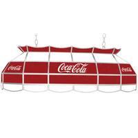 Coca Cola Script v2 Vintage 40 Inch Tiffany Lamp