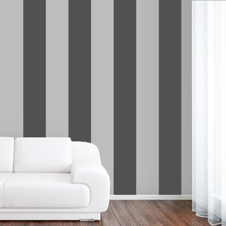 Stripes Large Wall Decal (Set of 4)