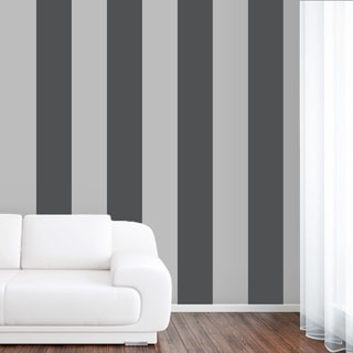 Link to Stripes Large Wall Decal (Set of 4) Similar Items in Vinyl Wall Art
