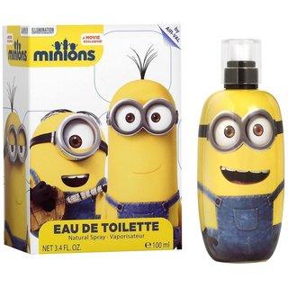 Minions Kid's 3.4-ounce Eau de Toilette Spray