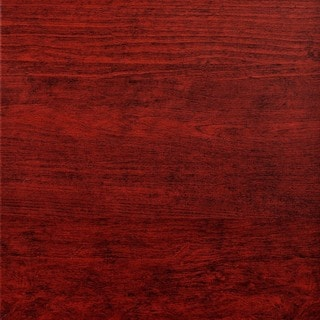 Fasade Flat Cherry 2-foot x 2-foot Lay-in Ceiling Tile