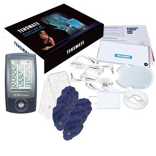 TensMate 12 Mode Pulse Massager for Pain Relief and Muscle Performance (FDA Approved)