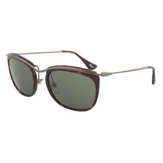 Persol PO3081S 899/31 Sunglasses in Matte Havana and Beige Frame and Grey Lenses