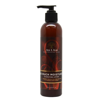 As I Am So Much Moisture! 8-ounce Hydrating Lotion