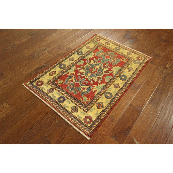 Shop 100-percent Wool Oriental Rug Made In Pakistan Hand