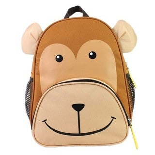 BJX Kids Nolan the Monkey Backpack