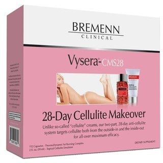 Bremenn Clinical Vysera-CMS28 Cellulite Makeover Weight Loss System