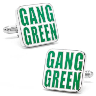 NFL Jets 'Gang Green' Cufflinks
