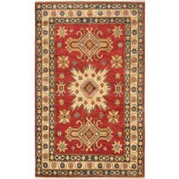 Finest Gazni Red Wool Rug