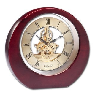 Dacasso Eclipse Desk Clock