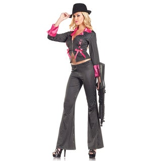 Women's Pimpin' Pretty 2-piece Costume