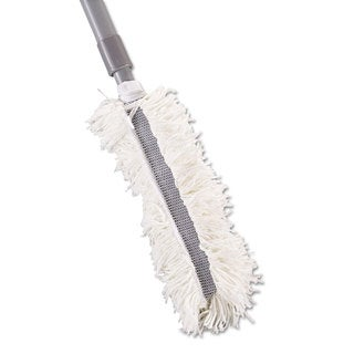 Rubbermaid Commercial Super Hi Duster Dusting Tool with Straight Launderable Head