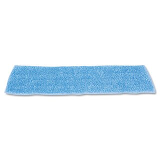 Rubbermaid Commercial HYGEN Economy Blue Microfiber Wet Mopping Pad